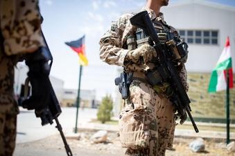 Bundeswehr setzt Ausbildung im Irak aus