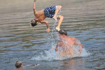 Flüsse bleiben immer gefährlich