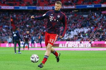 Wie ein Dresdner zum FC Bayern kommt