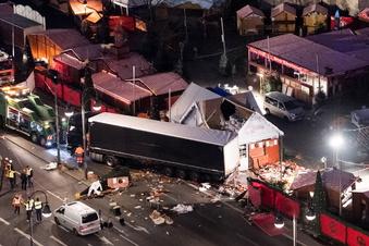 Nach Anschlag auf Weihnachtsmarkt: Ersthelfer gestorben