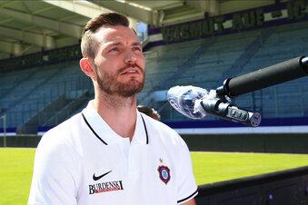 Dynamos Kapitän wechselt nach Aue