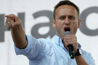 Ermittlungen gegen Nawalny-Mitarbeiterin