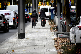 Neue Kritik am Bautzner-Radweg