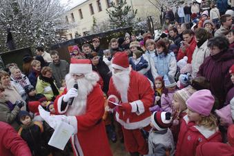 Kein Weihnachtsmarkt in Lampertswalde
