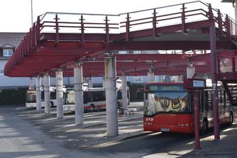 Dipps plant Alkoholverbot am Busbahnhof