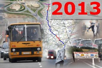 B178 neu: Was im Jahr 2013 passiert ist