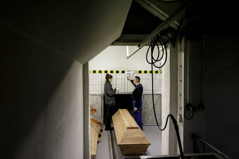 Görlitzer Krematorium arbeitet am Limit