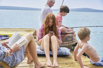 Urlaub mit dem Pubertier - so funktionierts