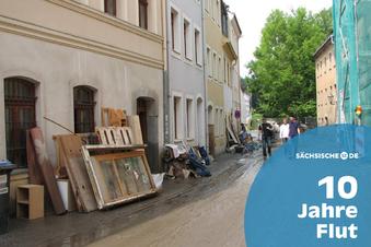 Was die Neißeflut in Görlitz verändert hat
