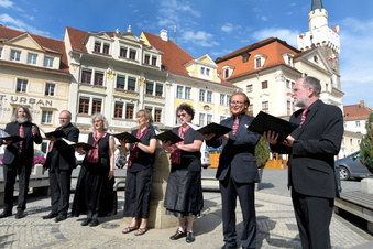 Fête de la Musique: Löbauer besingen längsten Tag