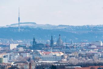 Dresden: Straße zum Fernsehturm gesperrt