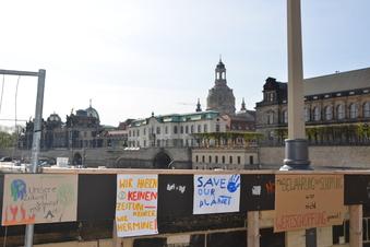 Fridays for Future demonstriert in Dresden