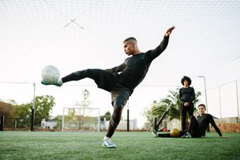 Talent ist nicht alles! Der Traum vom Fußballprofi