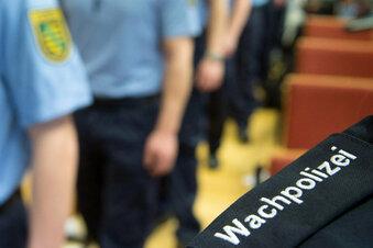 Sachsen macht Schluss mit der Wachpolizei