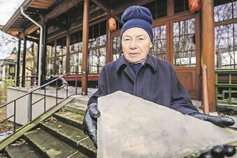 Chinesischer Pavillon braucht weiter Spenden