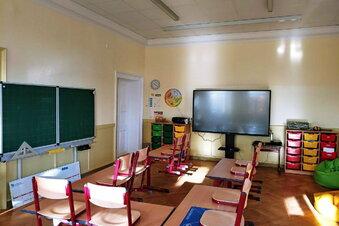 Kreba: Grundschüler lernen jetzt digital