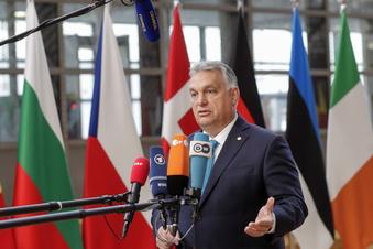 """Orban vor EU-Gipfel: """"Gegen Polen läuft eine Hexenjagd"""""""