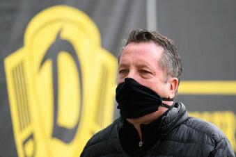 Dynamos Trainer gibt Entwarnung