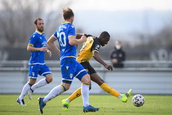 Dynamo siegt beim Comeback von Löwe