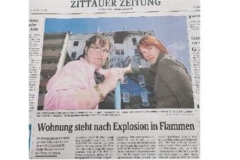Olbersdorfer Explosion nach zwölf Jahren vor Gericht