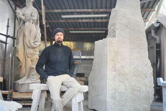 Der Steinbildhauer von Sanssoucis