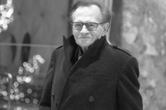 Talkshow-Legende Larry King ist tot
