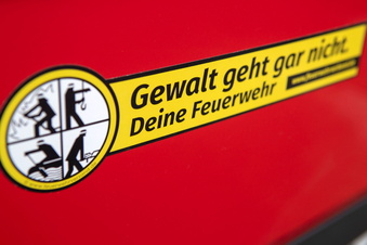 Mehr Angriffe auf Rettungskräfte in Sachsen