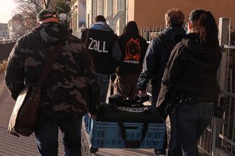 Drogendealer mit Versteck in Coswig geschnappt