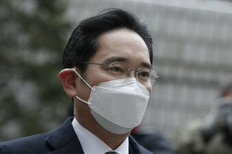 Samsung-Erbe wegen Korruption verurteilt