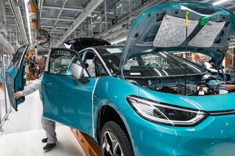 VW Sachsen soll Volkswagen AG werden