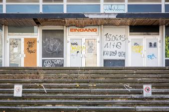 Stadt will Robotron-Kantine kaufen