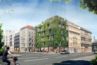 Wie Dresdens neuer Elbberg aussehen könnte