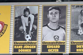 Geyer tritt als Ehrenspielführer zurück