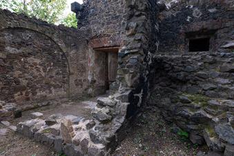 Die Pillnitzer Ruine ist saniert