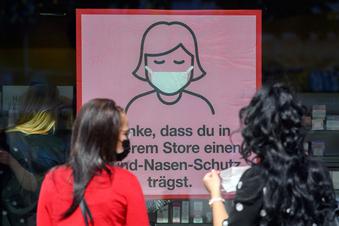 Corona: Keine 2G-Option für Sachsens Einzelhandel