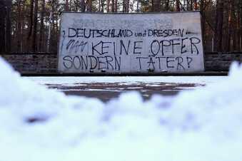 Wieder Vandalismus auf Heidefriedhof