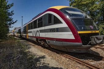 Königsbrück: Regionalbahn fährt anders