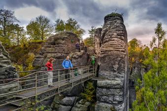 Das sind die beliebtesten Reiseziele in Sachsen