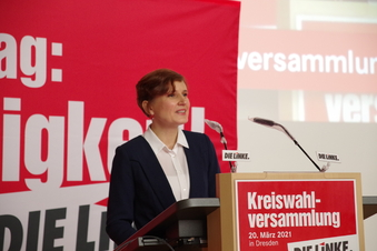 Linke: Kipping will Dresdner Direktmandat holen