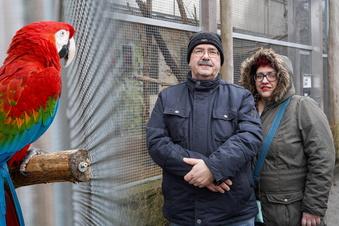 Bischofswerdaer Tierpark freut sich über viele Paten