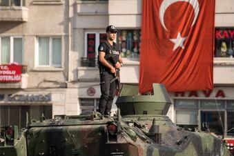 """""""Erdogan hält innenpolitisch alle Fäden in der Hand"""""""