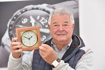 Uhrvater Mühle im Uhrenmuseum