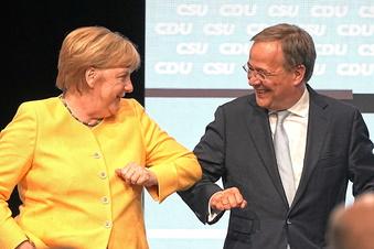 Spitzen der Union rufen zum Kampf ums Kanzleramt auf