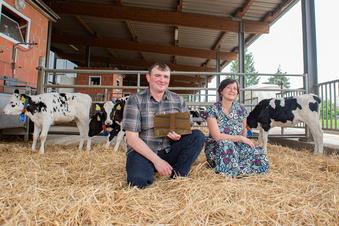 Neukirch: Preis für Landwirtschaftsbetrieb
