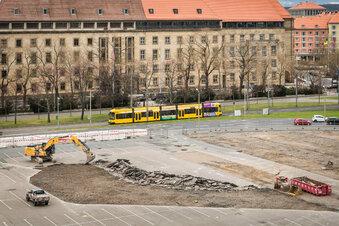 Neue Innenstadtparkplätze für Dresden?