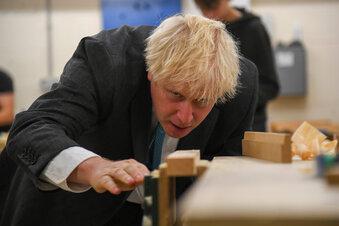 Johnson bringt umstrittenes Gesetz durch