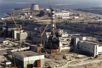 Im Chaos von Tschernobyl