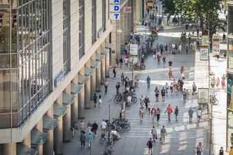 Dresdner Läden fehlen ausländische Touristen