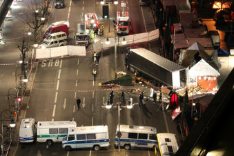 Amri-Attentat: Vorwürfe gegen Ministerium