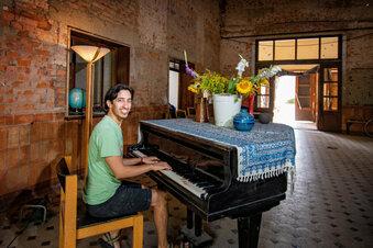 Bekacktes Klavier erklingt wieder in Leisnig